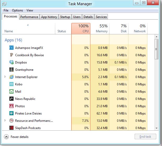speed up pc windows 8.1
