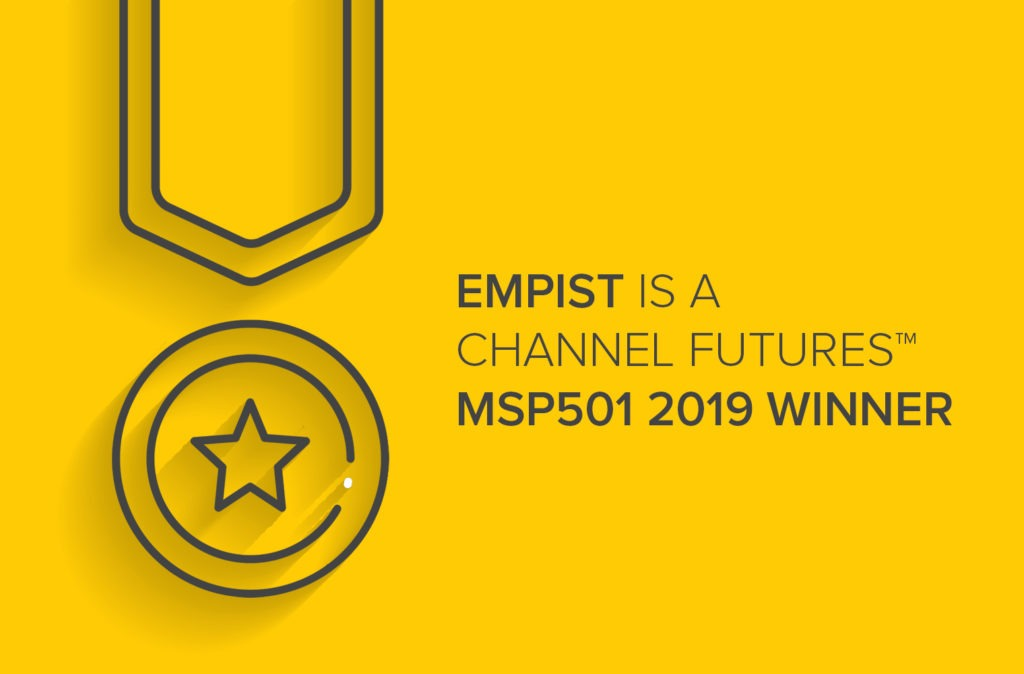 EMPIST LLC Ranks at #188 on the MSP 501 List