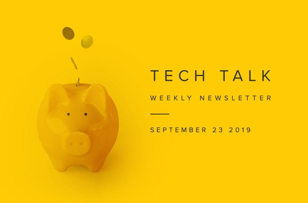 EMPIST Tech Talk Weekly Newsletter: Monday, September 23, 2019