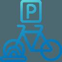 Free Bike Parking