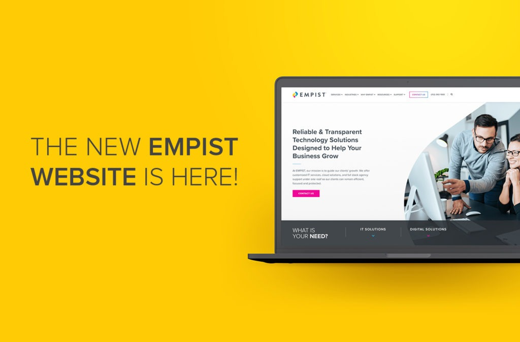 The New EMPIST Website Is Here!