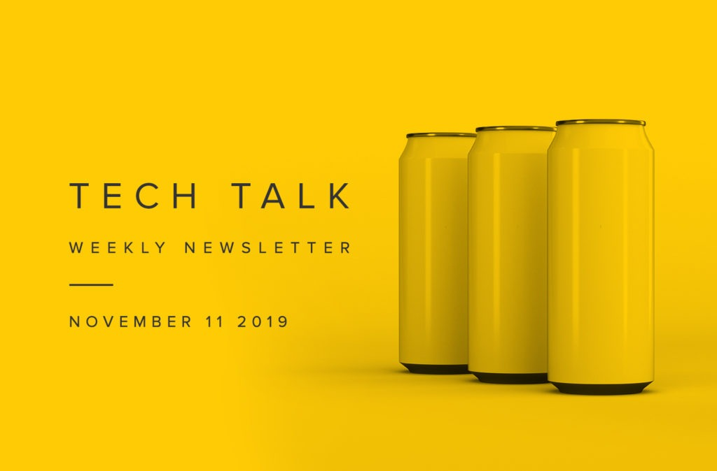 EMPIST Tech Talk Newsletter: Monday, November 11, 2019