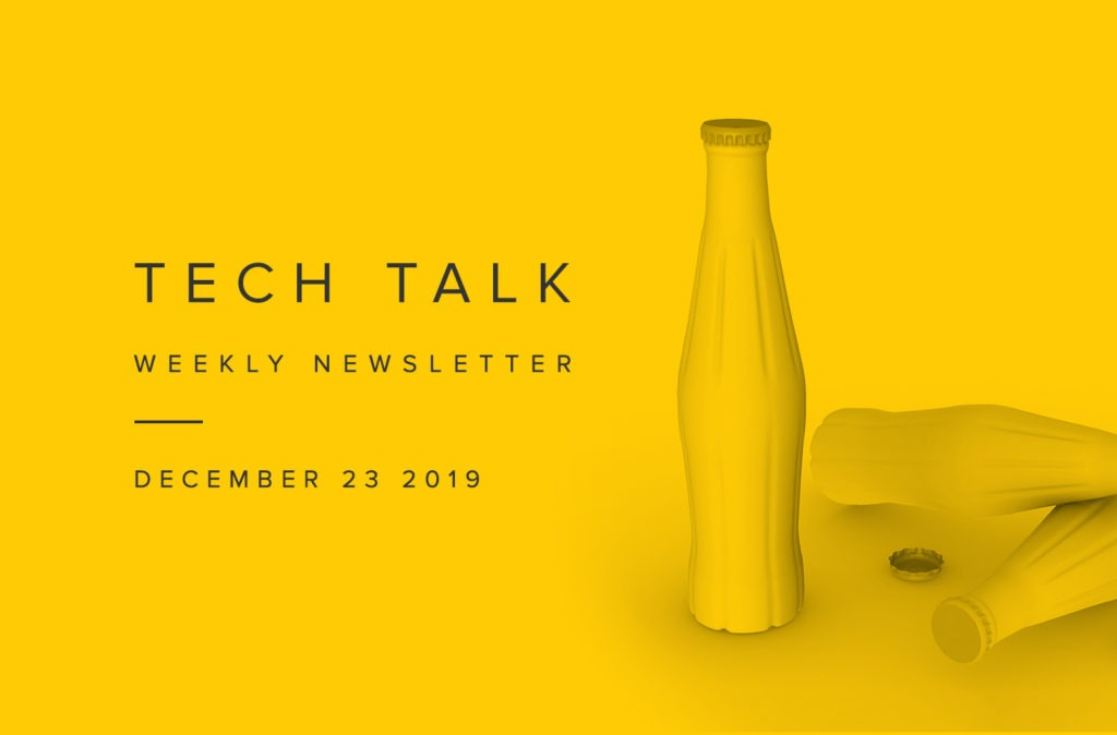 EMPIST Tech Talk Newsletter: Monday, December 23, 2019