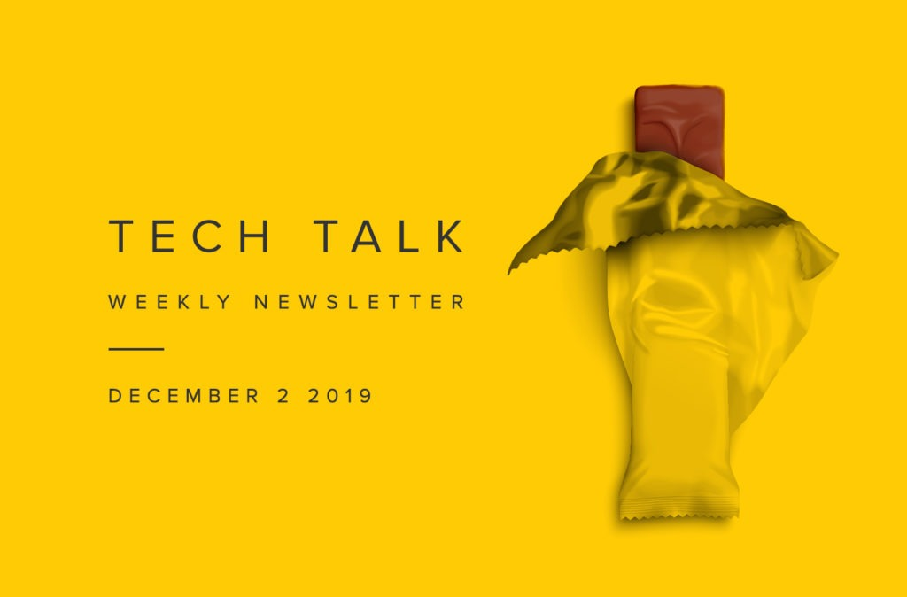 EMPIST Tech Talk Newsletter: Monday, December 2, 2019