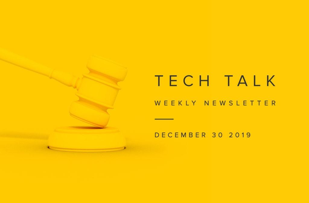 EMPIST Tech Talk Newsletter: Monday, December 30, 2019