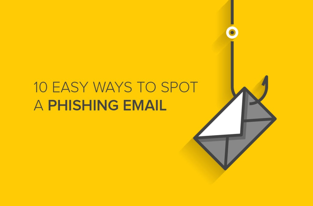 10 Easy Ways to Spot a Phishing Email