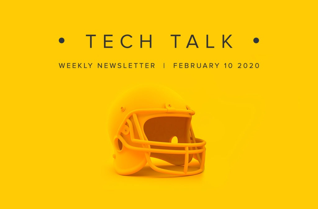 EMPIST Tech Talk Weekly Newsletter: Monday, February 10, 2020
