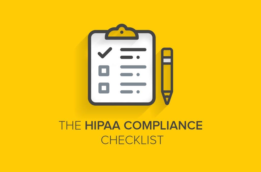The HIPAA Compliance Checklist