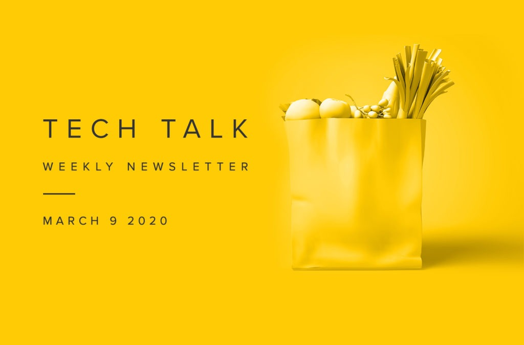 EMPIST Tech Talk Weekly Newsletter: Monday, March 9, 2020