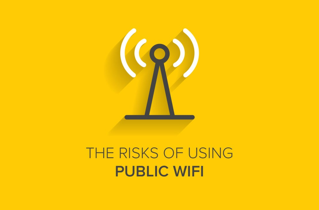 The Risks of Using Public WIFI