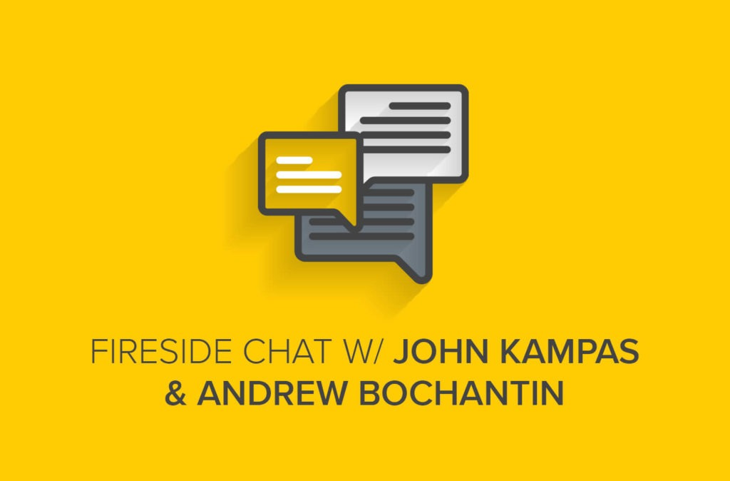 Fireside Chat with John Kampas & Andrew Bochantin – Dealing with the Coronavirus Pandemic