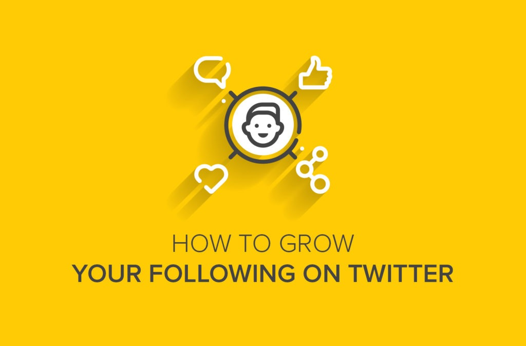 How to Grow Your Following on Twitter