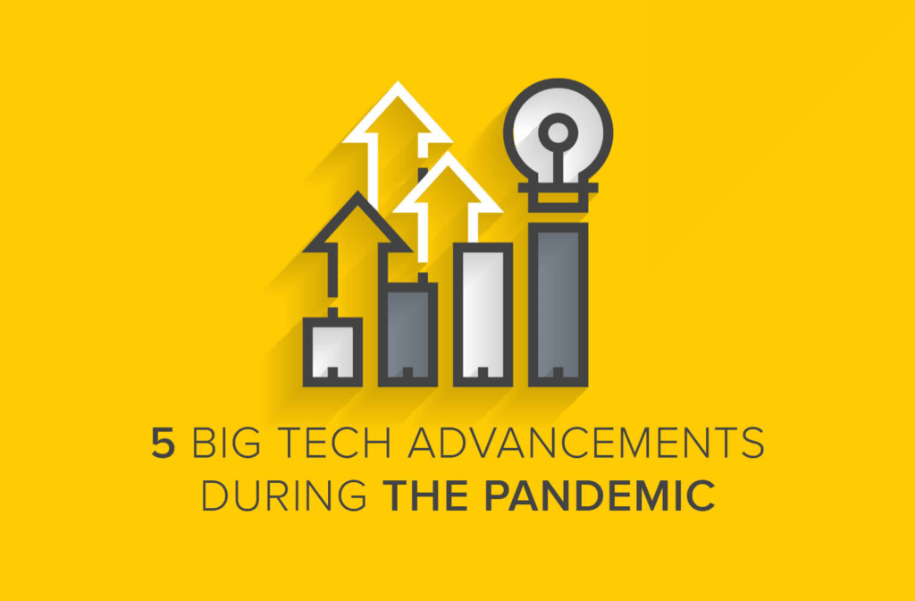 5 Big Tech Advancements During the Pandemic