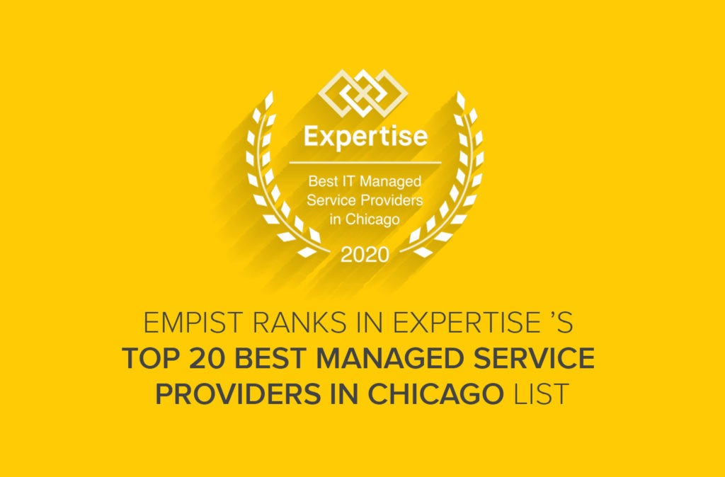 EMPIST Ranks in Expertise's Top 20 Best Managed Service Providers in Chicago List