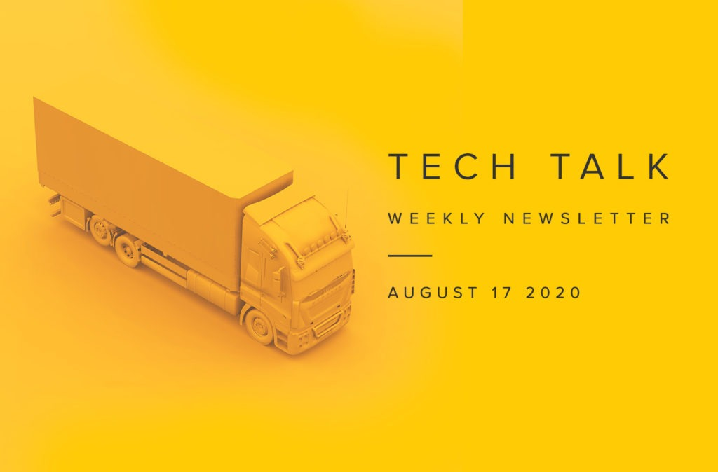 EMPIST Tech Talk Weekly Newsletter: Monday, August 17, 2020