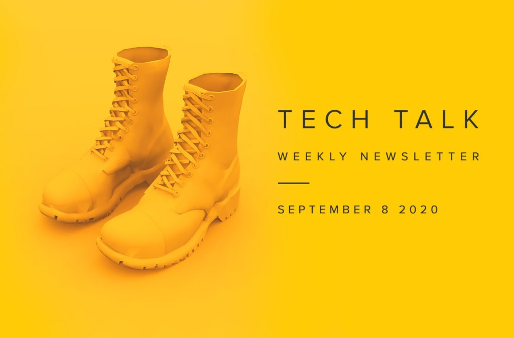 EMPIST Tech Talk Weekly Newsletter: Tuesday, September 8, 2020