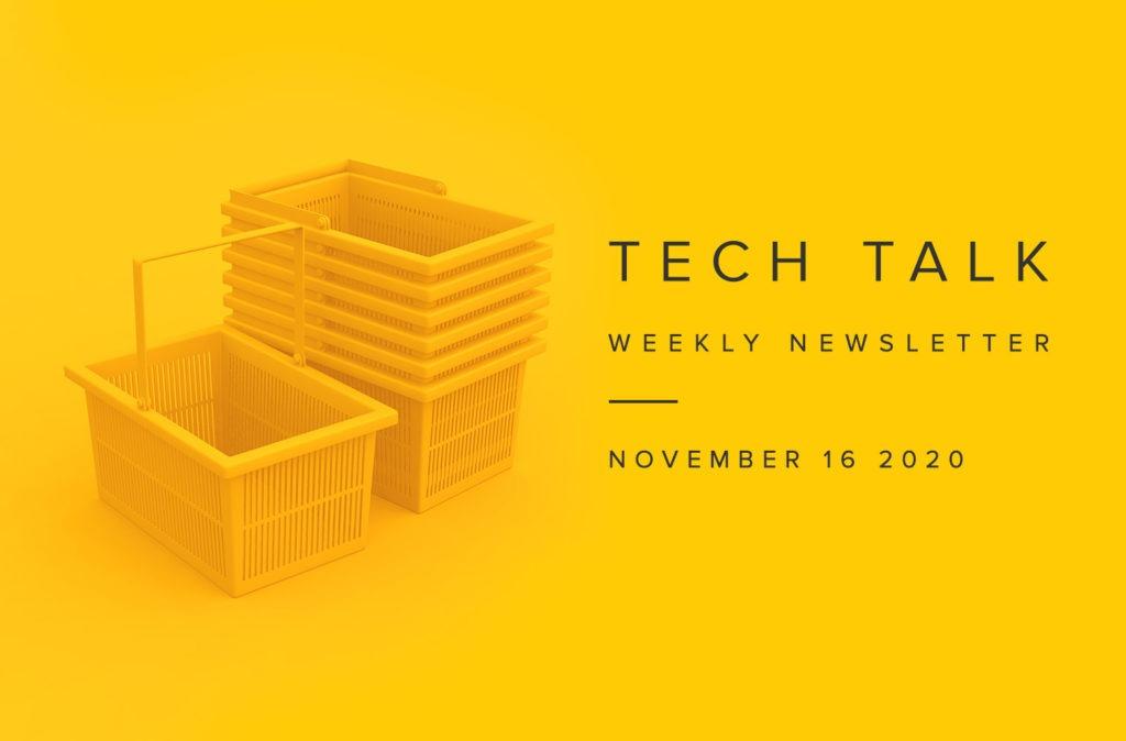 EMPIST Tech Talk Weekly Newsletter: Monday, November 16, 2020