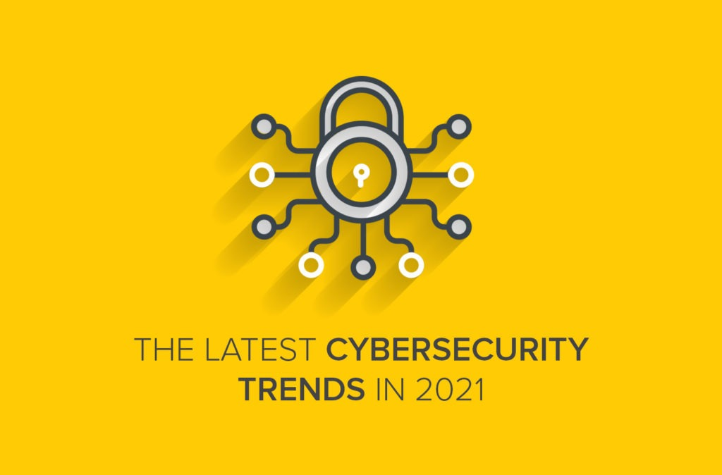 The Latest Cybersecurity Trends in 2021